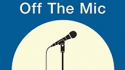 Get off the mic and read: New book on the art of stand up to launch at the Fringe