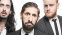 Three To See on 24 Aug: The Marked, Lucy McCormick, Aunty Donna