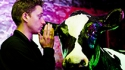John Robins: Into the real comedy zone