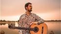 Pashyanti On Guitar (Simon Thacker)