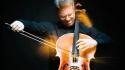 Peter Hudler: Cello On Fire