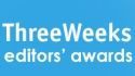 ThreeWeeks' Editors' Awards to be presented tomorrow