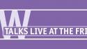 Line up confirmed for TW:TALKS Live: Mark Thomas, Brendon Burns, Susan Calman, Lucy Porter, Mark Watson