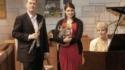 The Roseberry Trio (Kirsty Howe, Alasdair Hill, Janice Gibson)