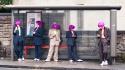 Photo Shoot: Figs In Wigs