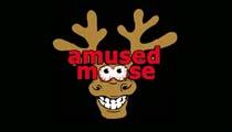 Amused Moose
