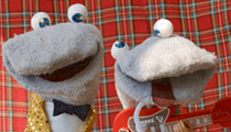 Sock Puppet Theatre