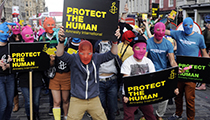 Pussy Riot Protest