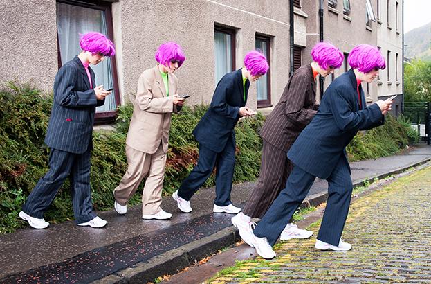 Figs In Wigs