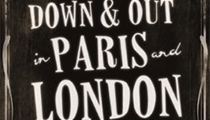 Down & Out in Paris and London
