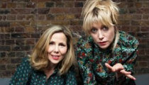 Sally Phillips and Lily Bevan Ed2016