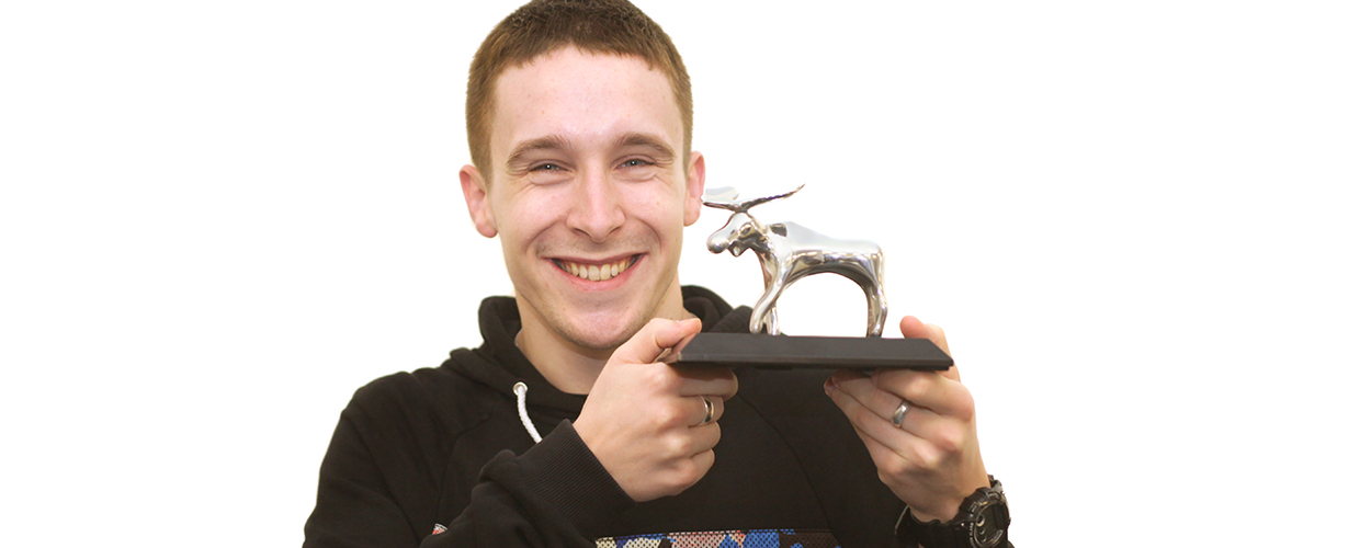 Amused Moose Winner
