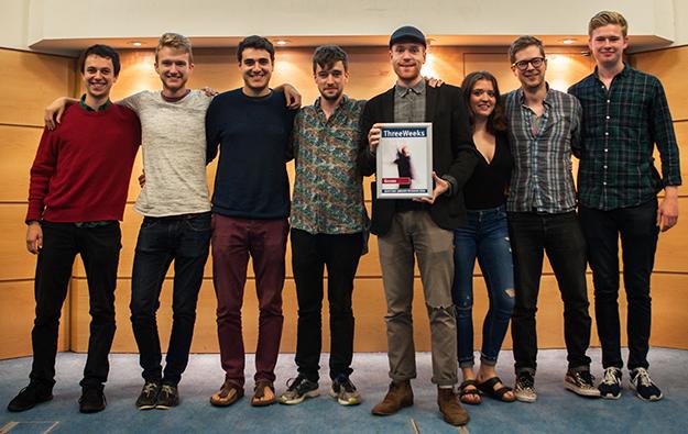 Editors' Awards Goose