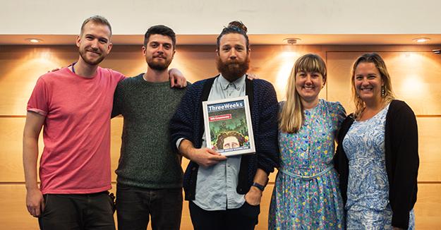 Editors' Awards Wil Greenway
