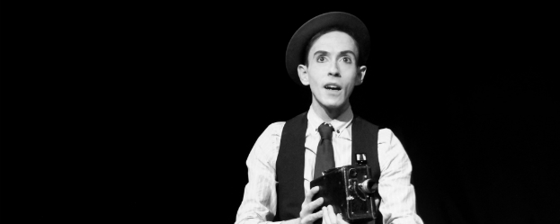 James Dangerfield: When You Fall Down - The Buster Keaton Story
