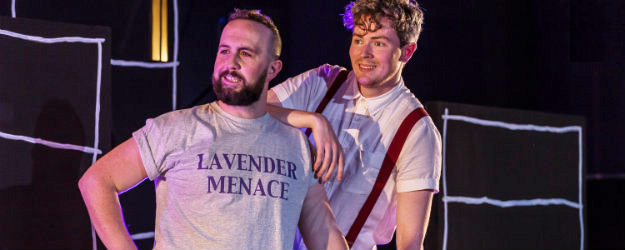 Three To See on 10 Aug: Love Song To Lavender Menace, BARK! The Musical, Adam Riches