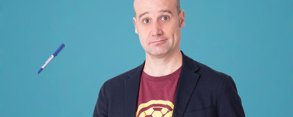 Matt Parker: Humble Pi